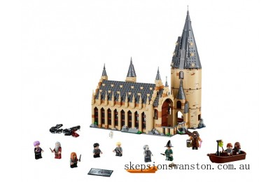 Clearance Lego Hogwarts™ Great Hall