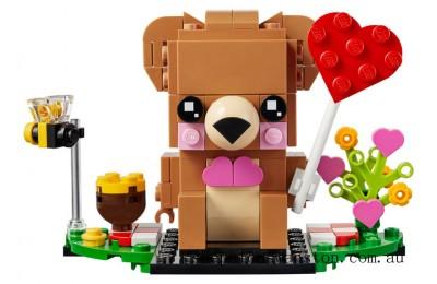 Clearance Lego Valentine's Bear