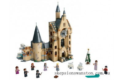 Clearance Lego Hogwarts™ Clock Tower