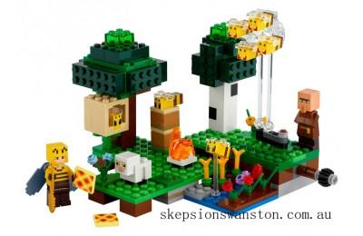 Discounted Lego The Bee Farm