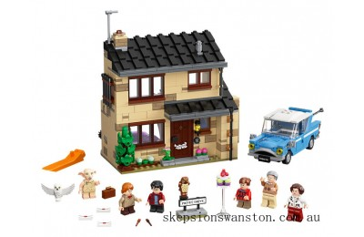 Hot Sale Lego 4 Privet Drive