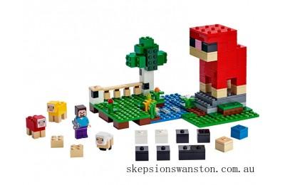 Discounted Lego The Wool Farm