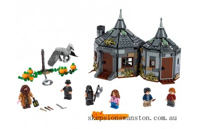 Outlet Sale Lego Hagrid's Hut: Buckbeak's Rescue