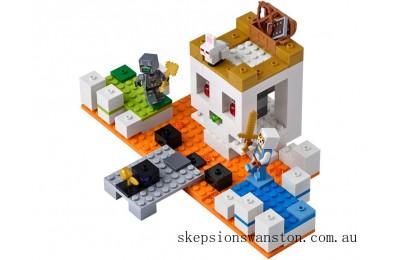 Genuine Lego The Skull Arena