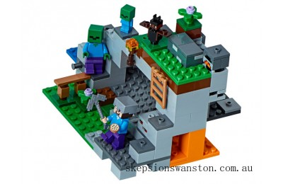 Discounted Lego The Zombie Cave