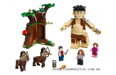 Outlet Sale Lego Forbidden Forest: Umbridge's Encounter