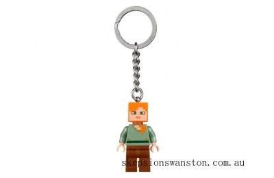 Discounted Lego Alex Key Chain