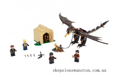 Clearance Lego Hungarian Horntail Triwizard Challenge