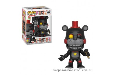 Five Nights at Freddy's Pizza Simulator Lefty Funko Pop! Vinyl Clearance Sale
