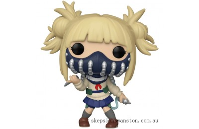 My Hero Academia Himiko Toga with Face Cover Funko Pop! Vinyl Clearance Sale