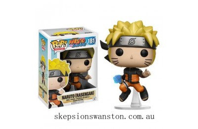 Naruto with Rasengan Funko Pop! Vinyl Clearance Sale