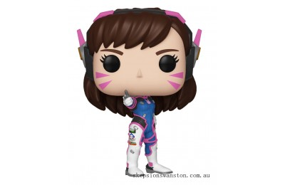 Overwatch D.Va Funko Pop! Vinyl Clearance Sale