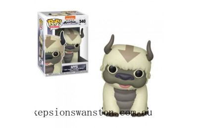 Avatar Appa Funko Pop! Vinyl Clearance Sale