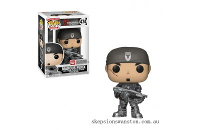 Gears of War Marcus Funko Pop! Vinyl Clearance Sale
