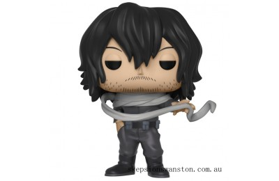 My Hero Academia Shota Aizawa Funko Pop! Vinyl Clearance Sale