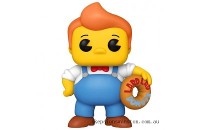 "Simpsons 6"" Lard Lad Funko Pop! Vinyl Clearance Sale"