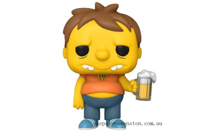 Simpsons Barney Funko Pop! Vinyl Clearance Sale