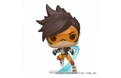 Overwatch 2 Tracer Funko Pop! Vinyl Clearance Sale