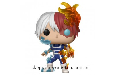 My Hero Academia Todoroki Funko Pop! Vinyl Clearance Sale