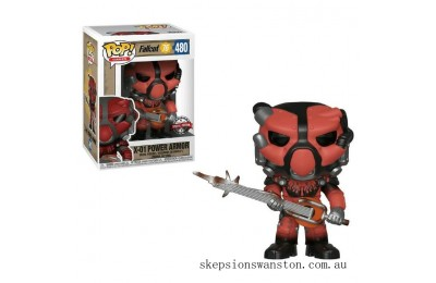 Fallout 76 X-01 Power Armour EXC Funko Pop! Vinyl Clearance Sale