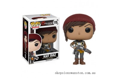 Gears of War Armored Kait Diaz Funko Pop! Vinyl Clearance Sale