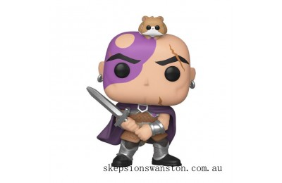 Dungeons & Dragons Minsc and Boo Funko Pop! Vinyl Clearance Sale