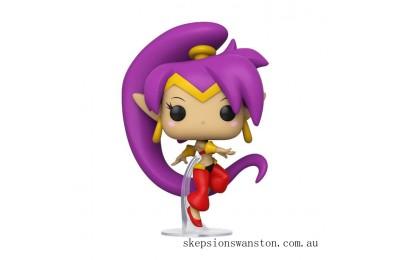 Shantae Shantae Funko Pop! Vinyl Clearance Sale