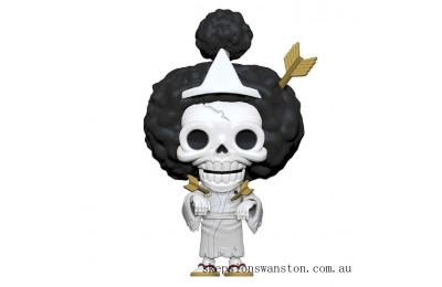 One Piece Brook Pop! Vinyl Figure Clearance Sale