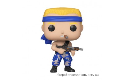 Contra Bill Funko Pop! Vinyl Clearance Sale