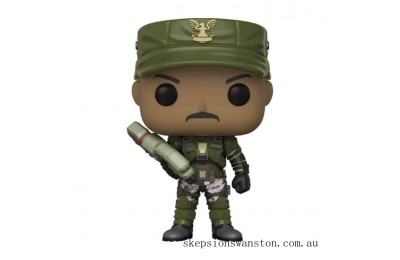 Halo Sgt. Johnson Funko Pop! Vinyl Clearance Sale
