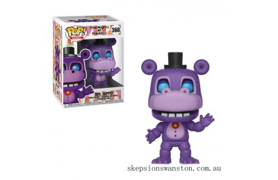 Five Nights at Freddy's Pizza Simulator - Mr. Hippo Funko Pop! Vinyl Clearance Sale