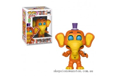Five Nights at Freddy's Orville Elephant Funko Pop! Vinyl Clearance Sale