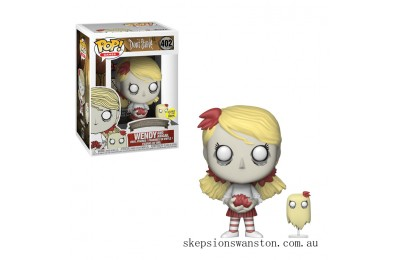 Don't Starve Wendy with Abigail Funko Pop! Vinyl Clearance Sale