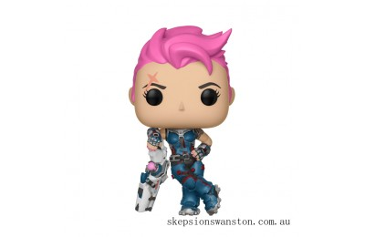 Overwatch Zarya Funko Pop! Vinyl Clearance Sale