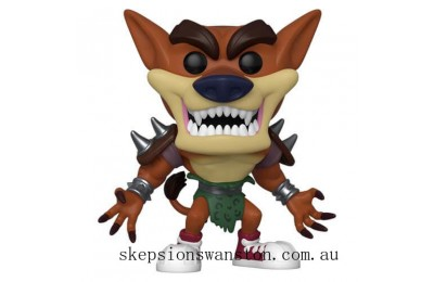 Crash Bandicoot Tiny Tiger Funko Pop! Vinyl Clearance Sale
