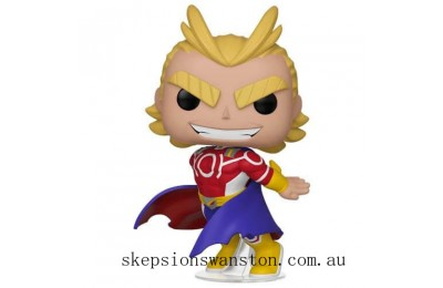 My Hero Academia All Might Silver Age Funko Pop! Vinyl Clearance Sale