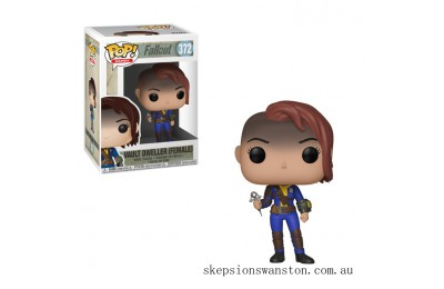 Fallout Vault Dweller Female Funko Pop! Vinyl Clearance Sale