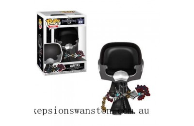 Kingdom Hearts 3 Vanitas Funko Pop! Vinyl Clearance Sale