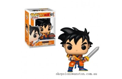 Dragon Ball Z Young Gohan with Sword EXC Funko Pop! Vinyl Clearance Sale