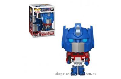 Transformers Optimus Prime Funko Pop! Vinyl Clearance Sale