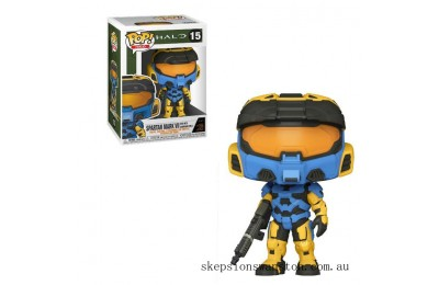 Halo Infinite Mark VII with Commando Rifle (Funko Deco) Funko Pop! Vinyl Clearance Sale