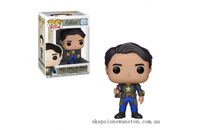 Fallout Vault Dweller Male Funko Pop! Vinyl Clearance Sale