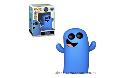Foster's Home For Imaginary Friends Bloo Funko Pop! Vinyl Clearance Sale