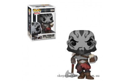 Critical Role: Vox Machina Grog Strongjaw Funko Pop! Vinyl Figure Clearance Sale