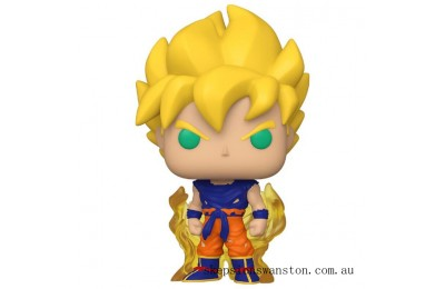 Dragon Ball S8 SS Goku First Appearance Funko Pop! Vinyl Clearance Sale
