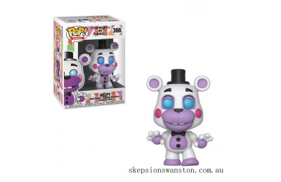 Five Nights at Freddy's Pizza Simulator Helpy Funko Pop! Vinyl Clearance Sale