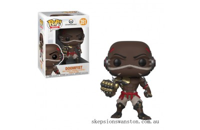 Overwatch Doomfist Funko Pop! Vinyl Clearance Sale