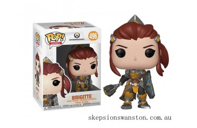 Overwatch Brigitte Funko Pop! Vinyl Clearance Sale