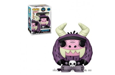 Foster's Home For Imaginary Friends Eduardo Funko Pop! Vinyl Clearance Sale