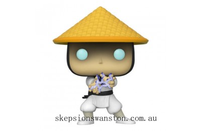 Mortal Kombat Raiden Funko Pop! Vinyl Clearance Sale